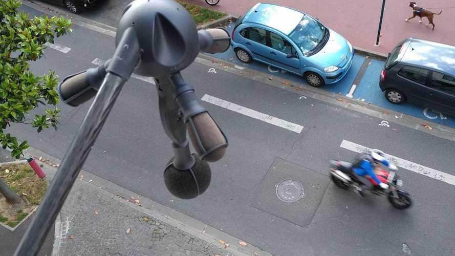 Érkezik a hangos autók ellenfele, a zajtraffipax