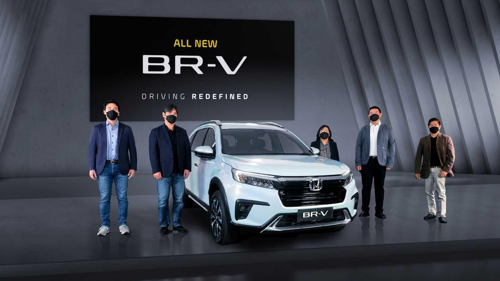 2022 Honda BR-V