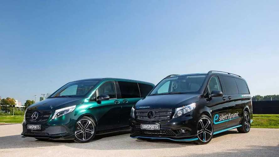 A VanSports kicsit szaftosabbá tette a Mercedes Vitót