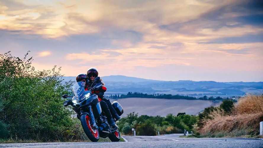 Ducati Multistrada V2 dan V2S 2022