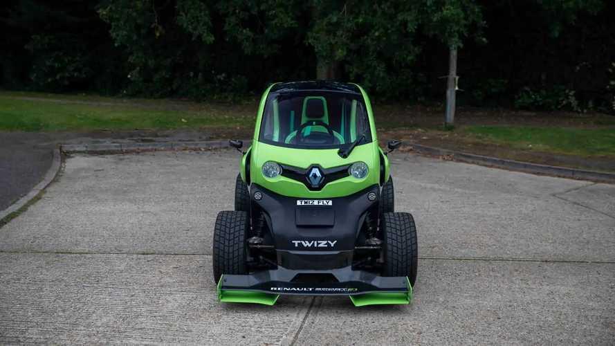 Renault Twizy by Oakley Design