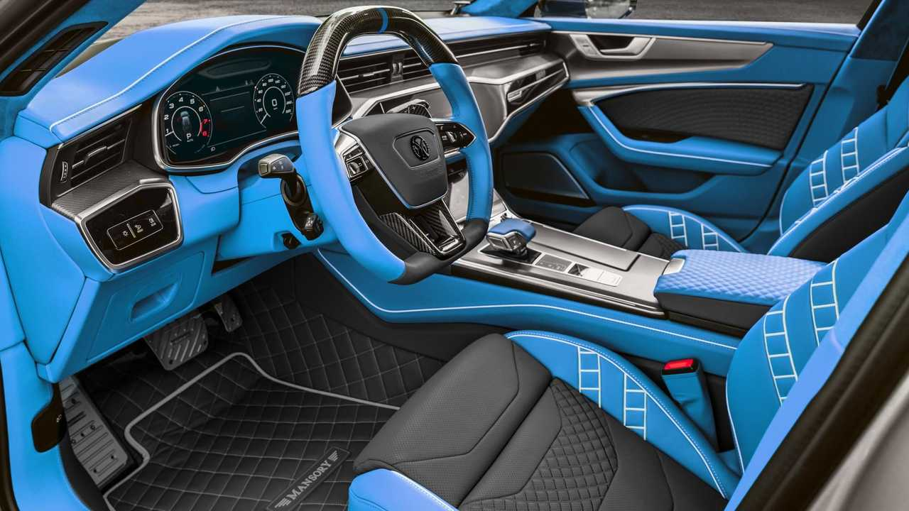 Mansory Audi RS7 Sportback