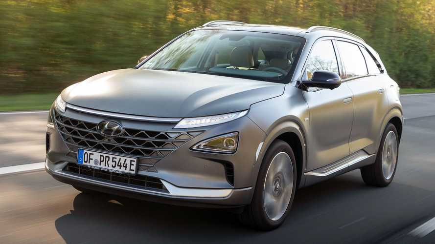 Hyundai Nexo (2021)
