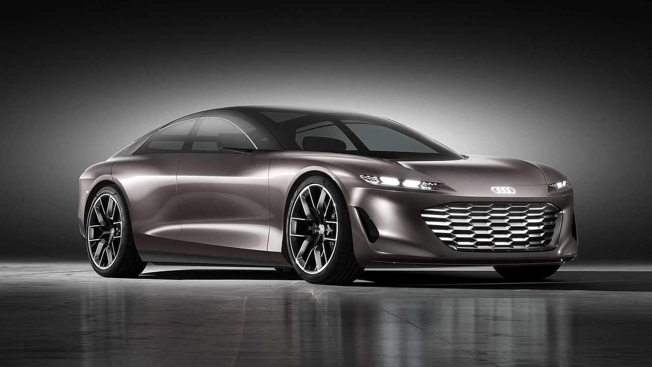 Concept de grand-sphère Audi