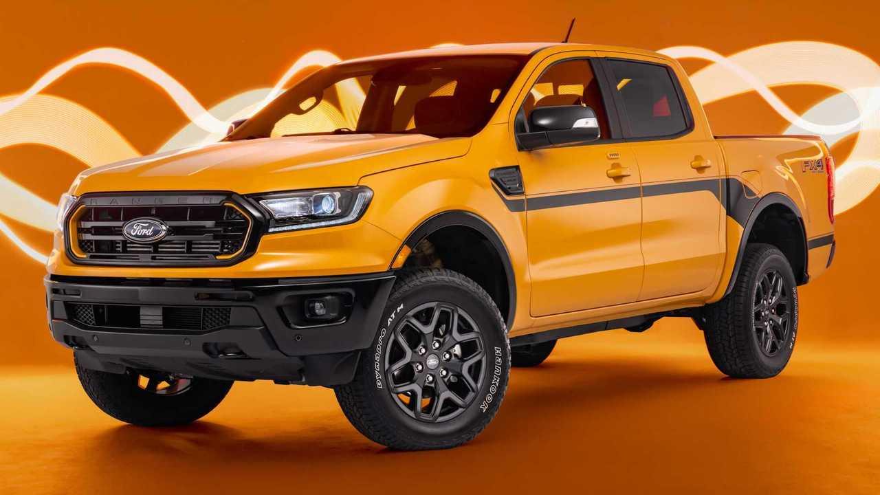 2022 Ford Ranger Splash returns.