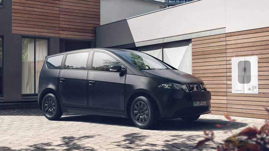 Sono Motors kündigt bidirektionale AC-Wallbox für den Sion an