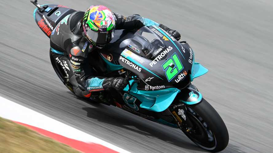 Petronas Is Ending Its MotoGP Sponsorship with SRT