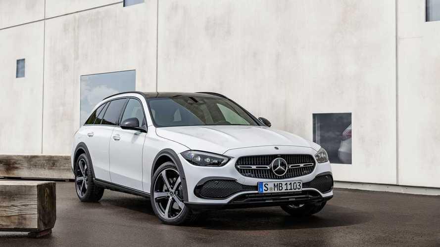 Mercedes Classe C All-Terrain (2021)