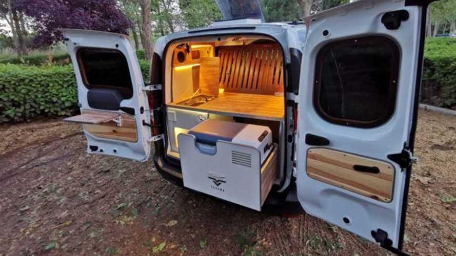 ¿Convertirías tu furgoneta en un modelo camper por solo 10.000 €?