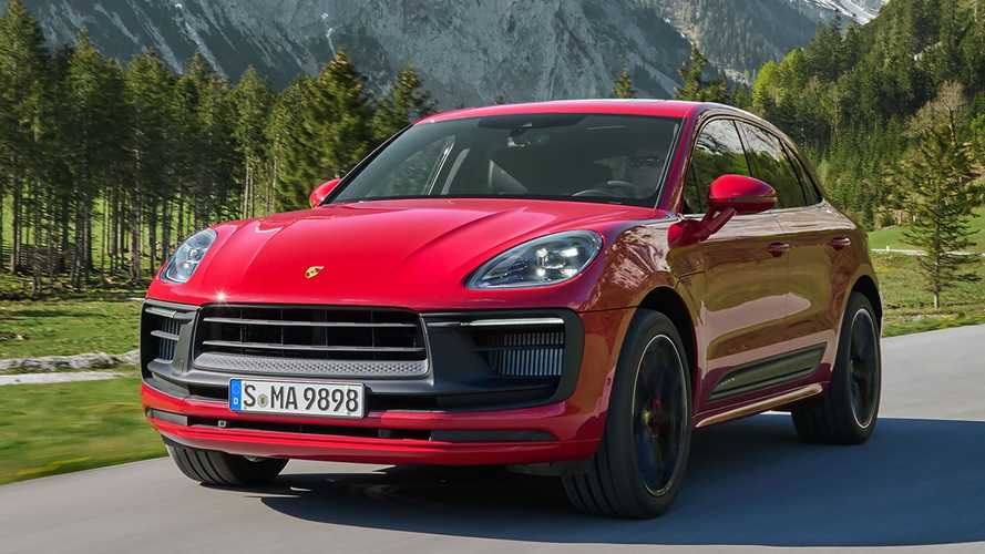2022 Porsche Macan Debuts With More Power But Without Turbo Trim