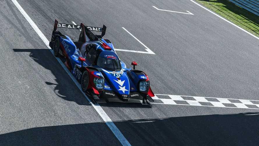 Le Mans Virtual Series'in ilk ayağını Monza'da Realteam Hydrogen Redline ile Porsche kazandı