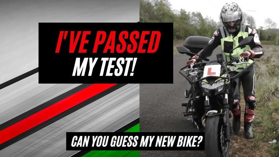 Watch Jonathan Rea Get Amped Up To Pass His Motorcycle Road Test