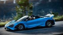 McLaren 765LT Spider: Radikales Langheck jetzt auch offen