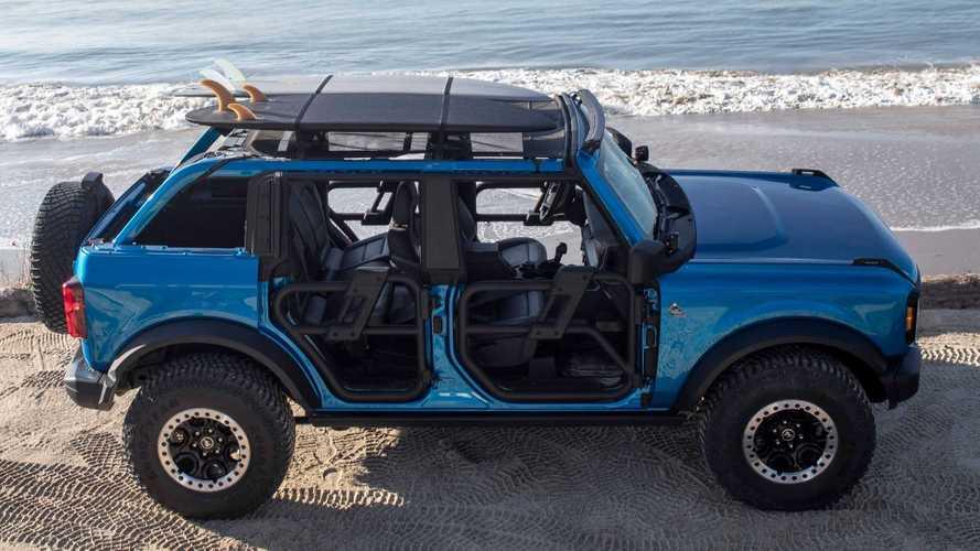 Ford Perkenalkan Bronco Riptide yang Penuh Aksesoris Asli