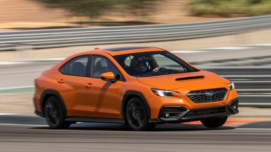 Új motorral, új platformon jelentkezett az Egyesült Államokban a Subaru WRX