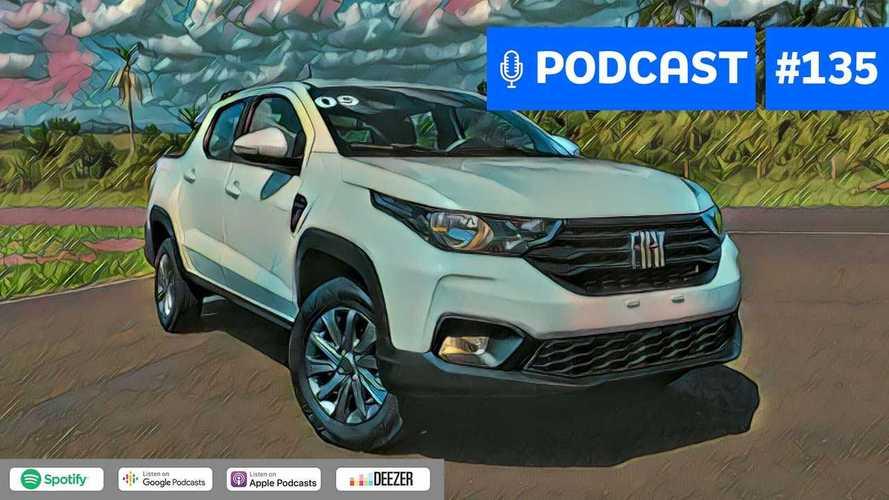 Motor1.com Podcast #135: Até onde irá a liderança da Fiat?
