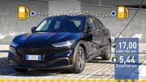 Tatsächlicher Verbrauch: Ford Mustang Mach-E im Test