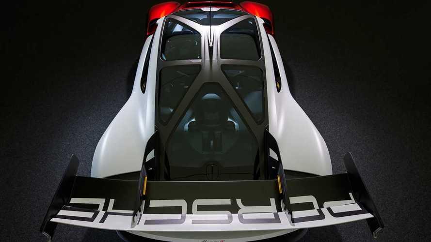 بورشه ميشن آر: هل هي مستقبل سيارات السباق المستدامة؟