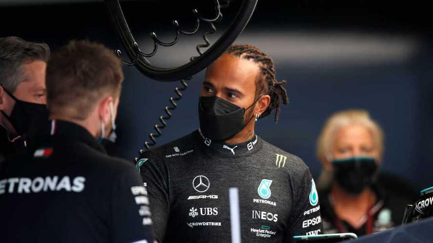 Hamilton 'proud' of Mercedes F1 commitment despite Ferrari interest