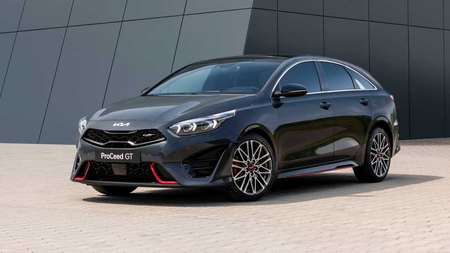 2022 Kia Ceed facelift revealed with new lights, redesigned grille