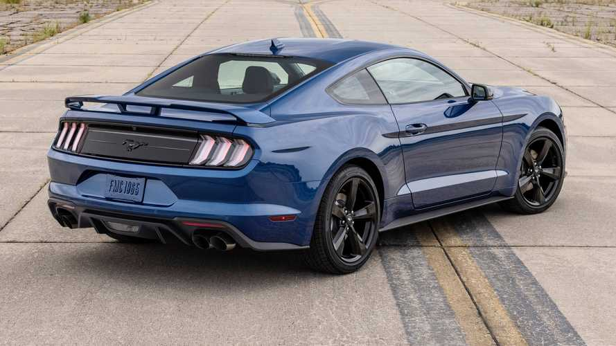 Ford Mustang Stealth Edition 2022
