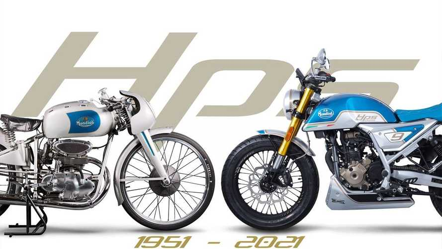 F.B. Mondial Celebrates 70th Anniversary Of GP Title With HPS 125