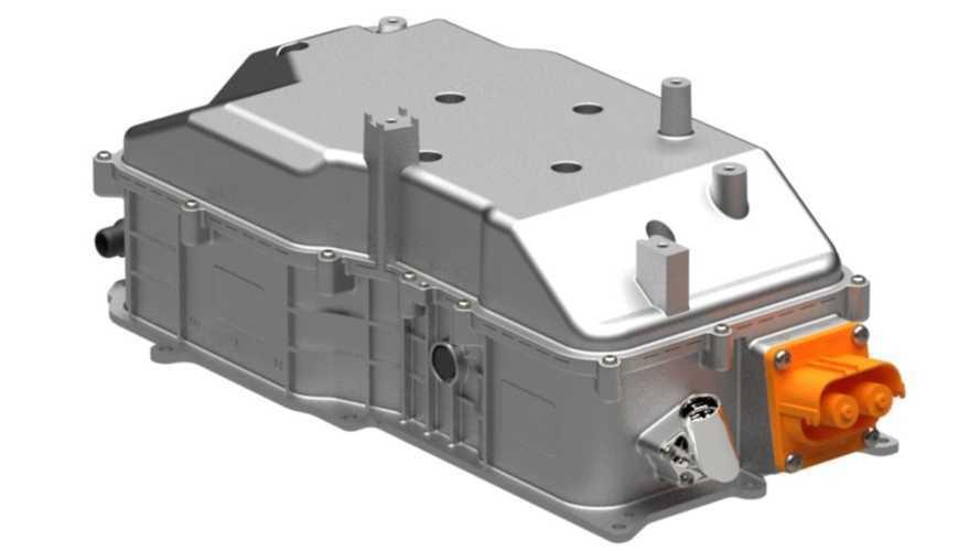 Un inverter supercompatto per 2 motori elettrici (fino a 340 CV)