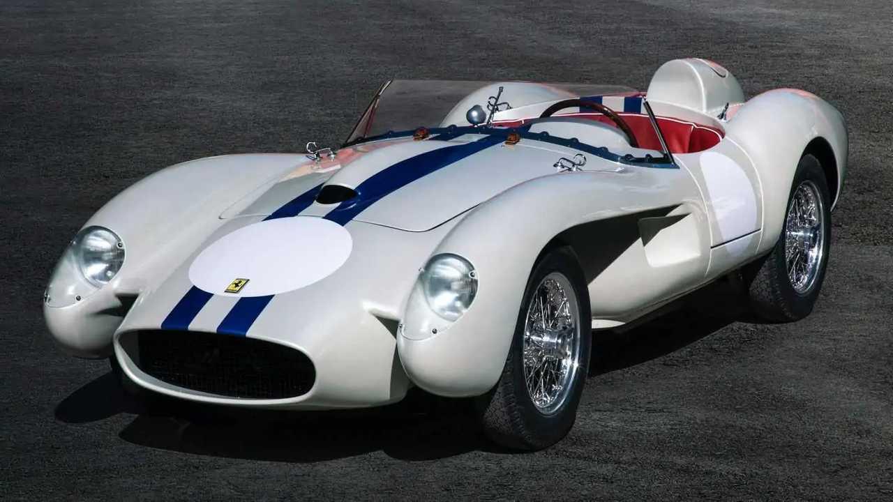 Ferrari Testa Rossa J All-Electric Scale Replica 6