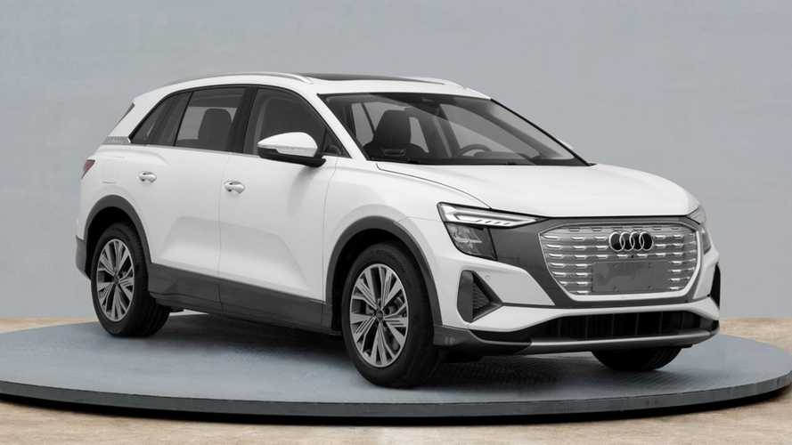 Audi Q5 e-tron (VW ID.6's Cousin) Confirmed For China