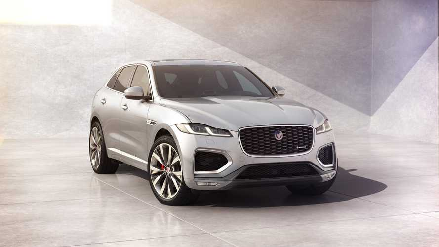 Jaguar F-Pace R-Dynamic Black Arrives Adding Dark Styling To Crossover