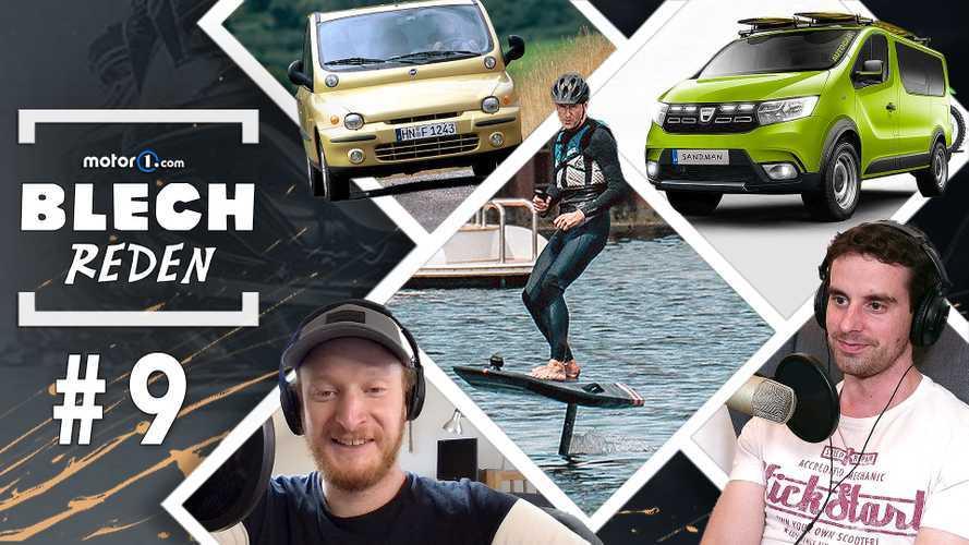 BLECH REDEN #9: Dacia Sandman, Surfboards und Lieblingsautos