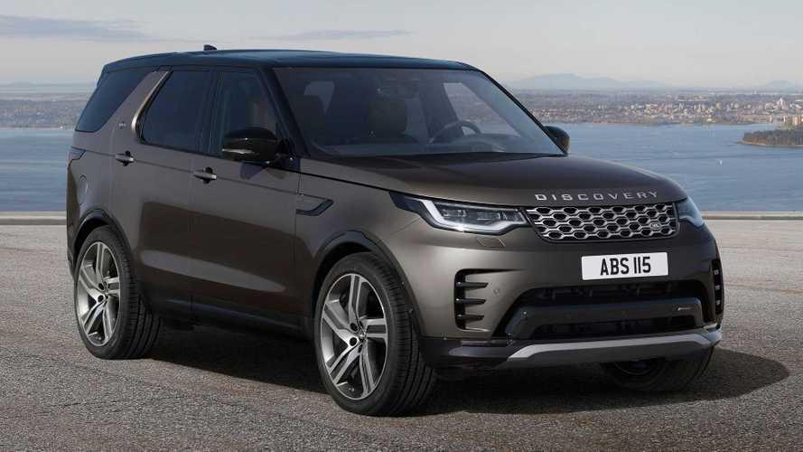 Land Rover предложит россиянам роскошный Discovery Metropolitan