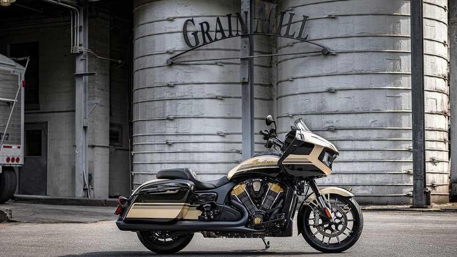 2022 Jack Daniel's Indian Challenger Dark Horse