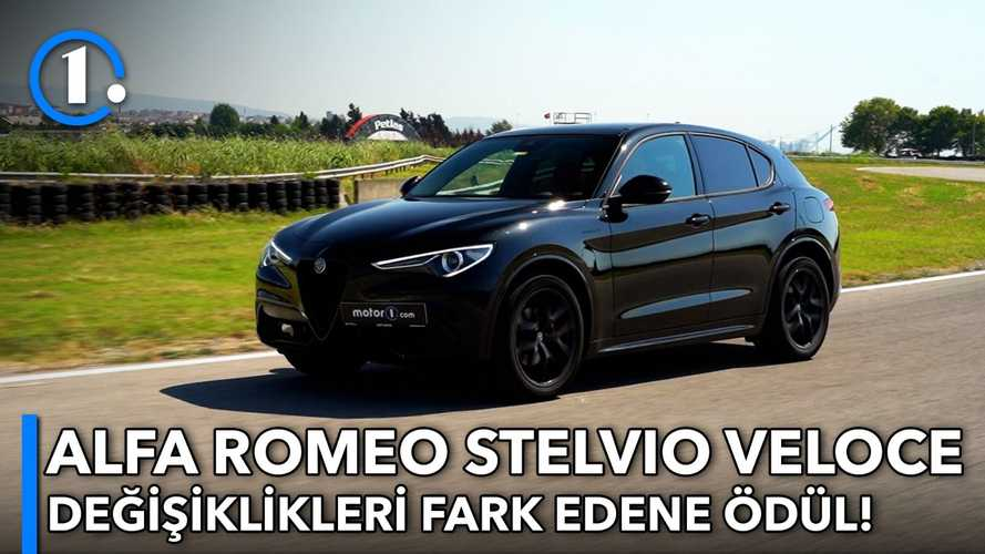 2021 Alfa Romeo Stelvio Veloce Q4 | Neleri Farklı?