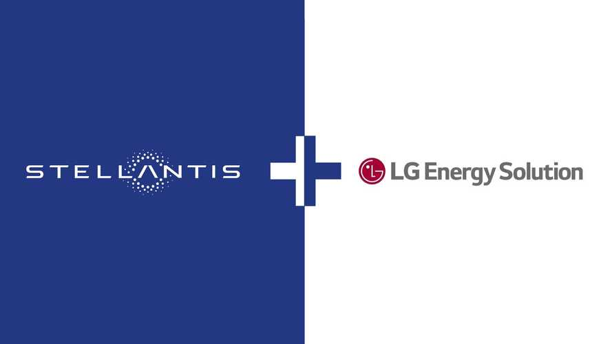 Stellantis And LG Energy Solution Announce Battery Joint Venture