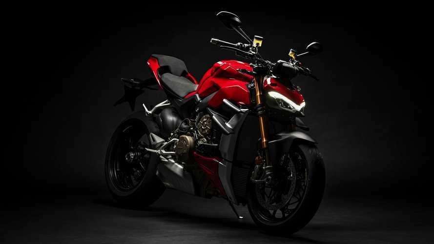 Ducati Streetfighter V4 S - Brasil