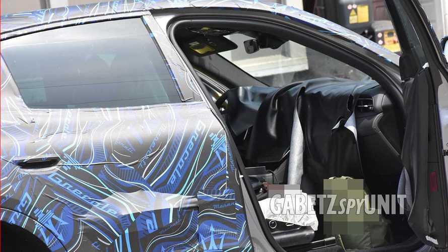 2022 Maserati Grecale New Spy Photos