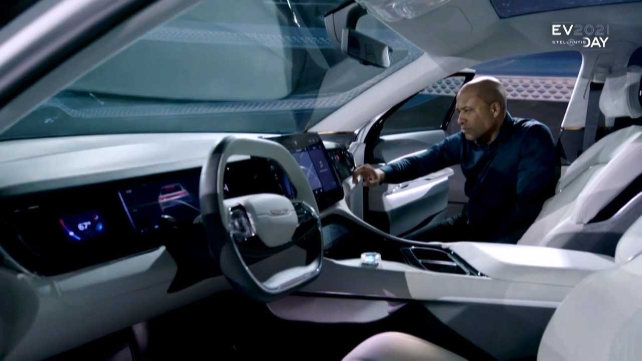 Chrysler Airflow Vision Üretim Versiyonu