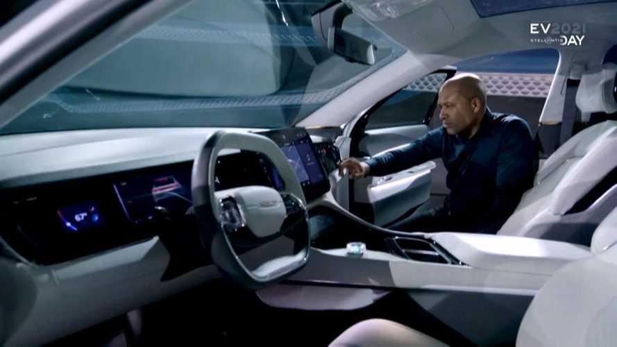Chrysler Airflow Vision üretime mi giriyor?