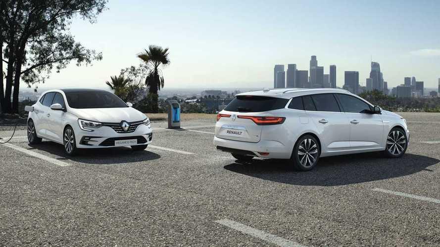 Renault Megane Hatchback E-Tech Plug-In Hybrid