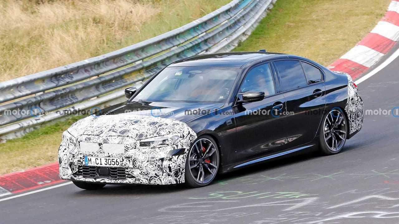 BMW M340i Facelift
