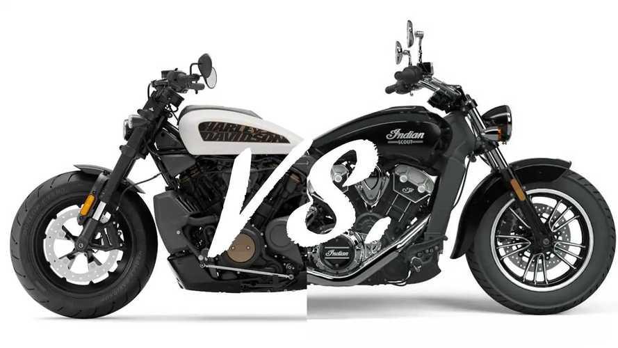 Spec Showdown: Harley-Davidson Sportster S Vs. Indian Scout