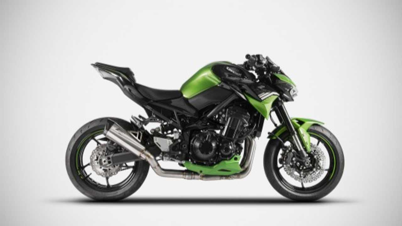 Check Out Zard's New Exhaust Options For The Kawasaki Z900