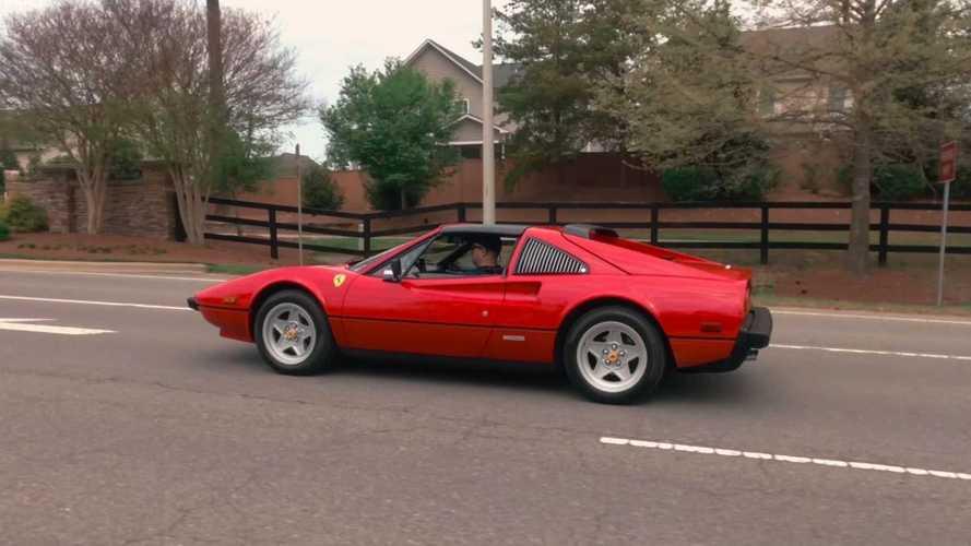 Plus de 30 ans d'attente avant d'acheter la Ferrari de ses rêves