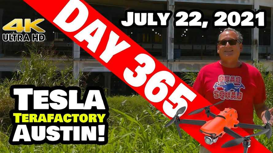 See Tesla Giga Austin After A Year Of Construction Work