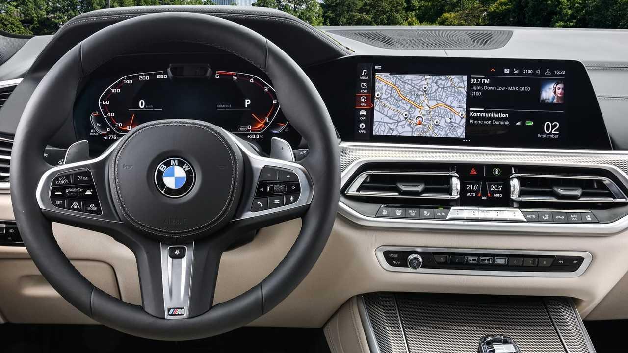 BMW X5 – 10,25 pouces