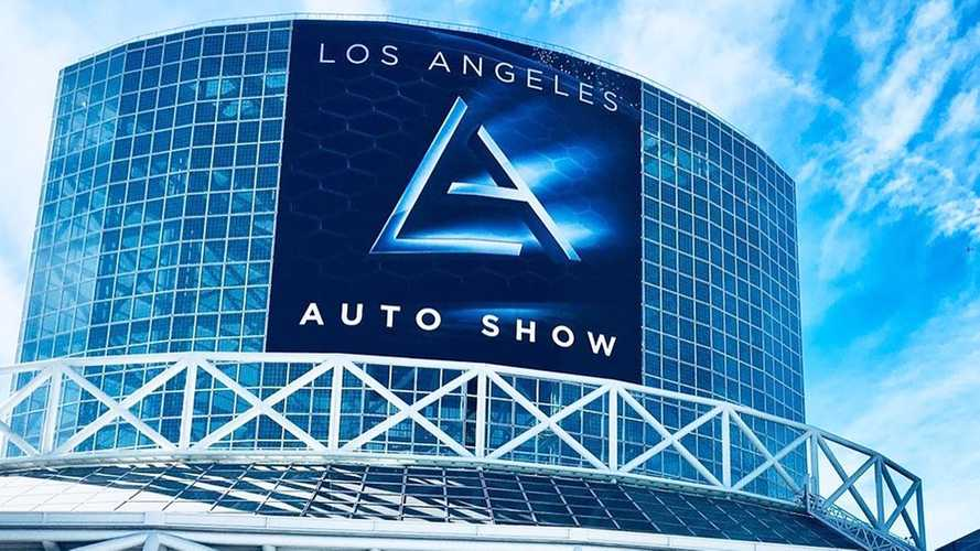 2021 Los Angeles Auto Show Rescheduled For November 17-18