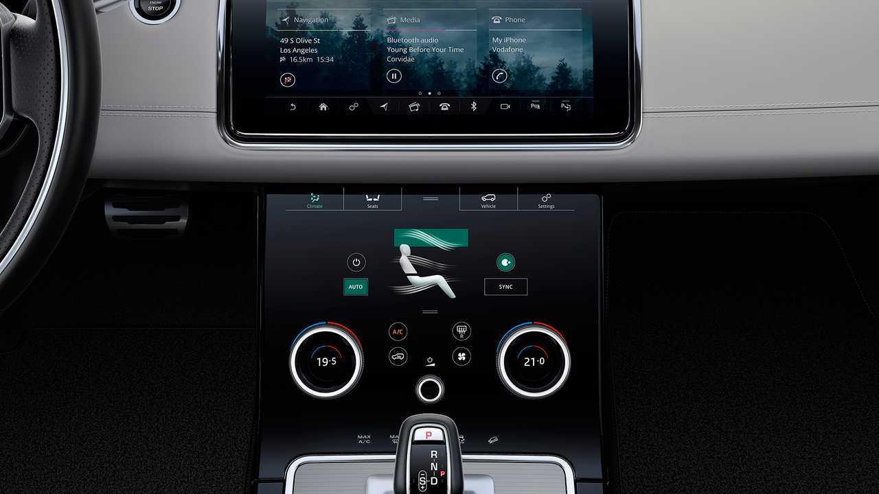 Range Rover Evoque 2020