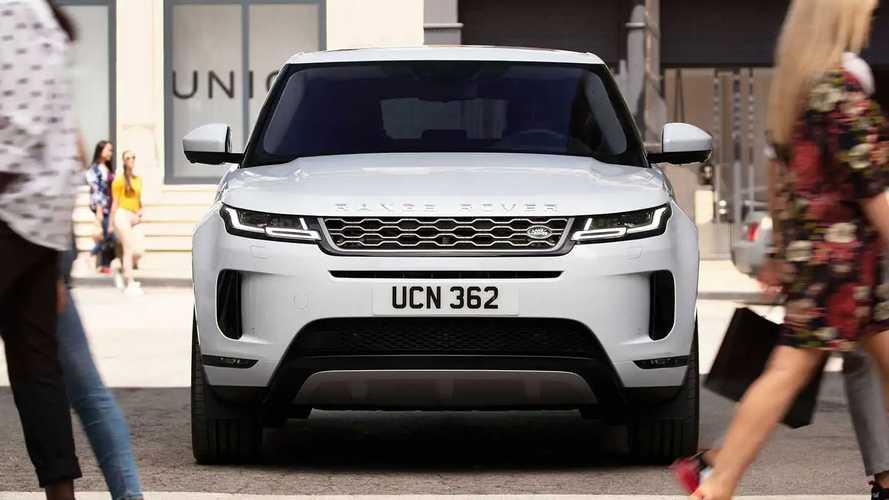 Range Rover Evoque 2020 vs. 2015