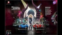 Ein Auto für Shakira